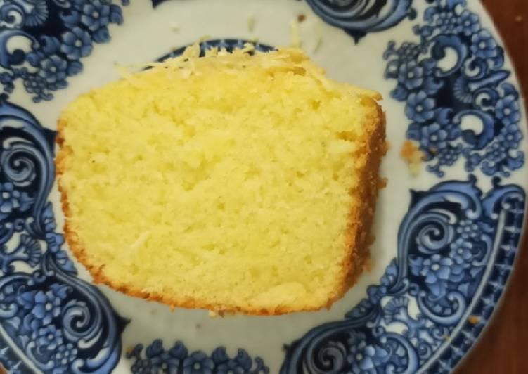 Resep Cake singkong keju
