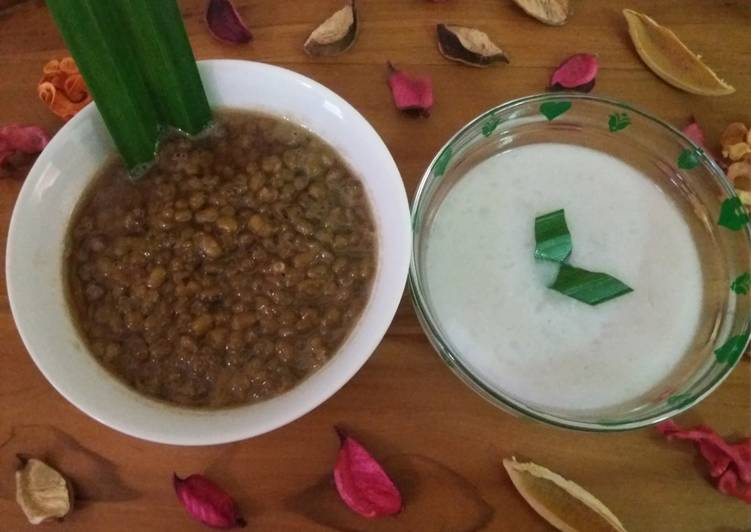 Resep Bubur Kacang Ijo (metode 5.30.Irit Gas