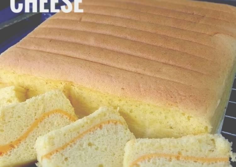 Resep Ogura Cheese