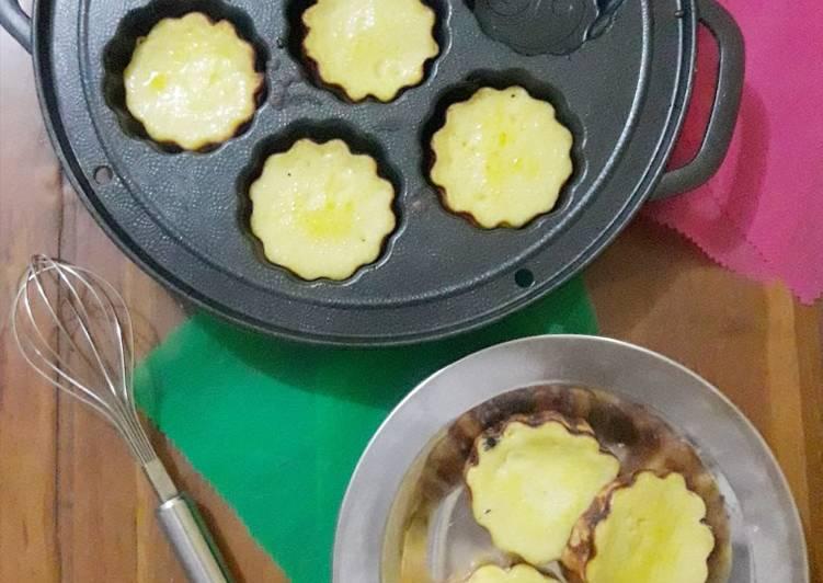 Resep Bingka kentang