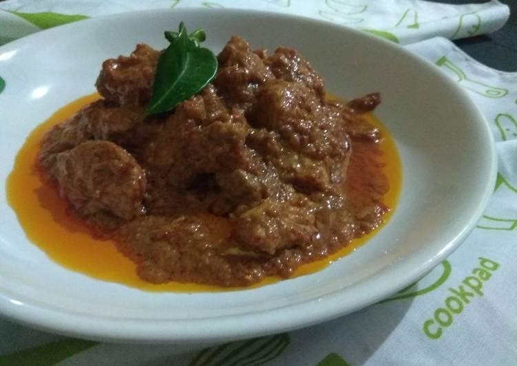 Resep Kalio Ayam Filet