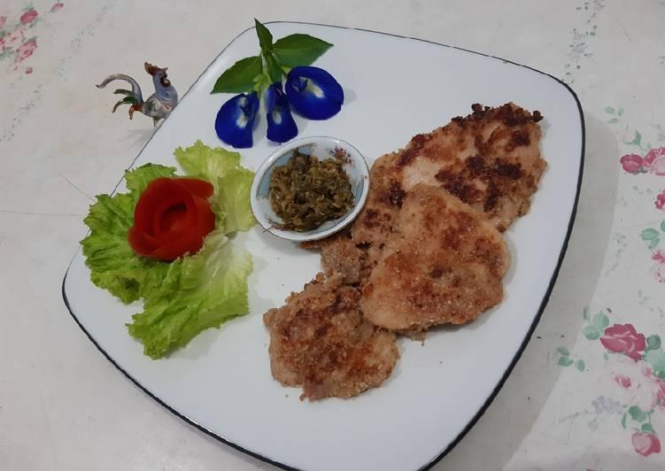 Resep Ayam Geprek#9