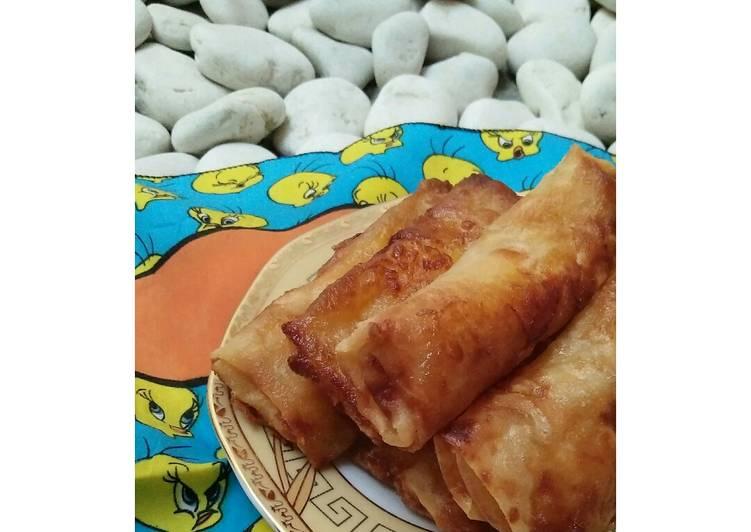 Resep Nangka goreng