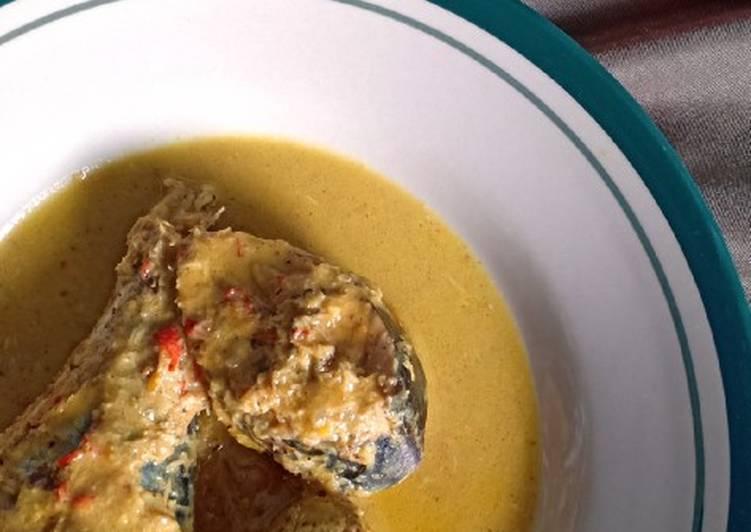 Resep Gulai ikan sibolga