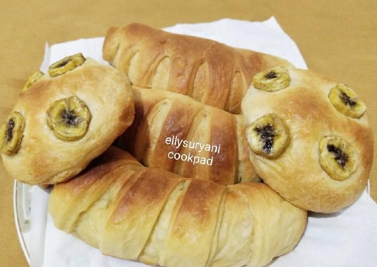 Resep Roti Pisang Manis-Gurih Yummy Hommy Temen Ngopi
