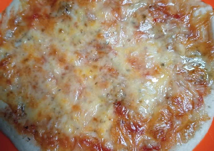 Resep Dough pizza