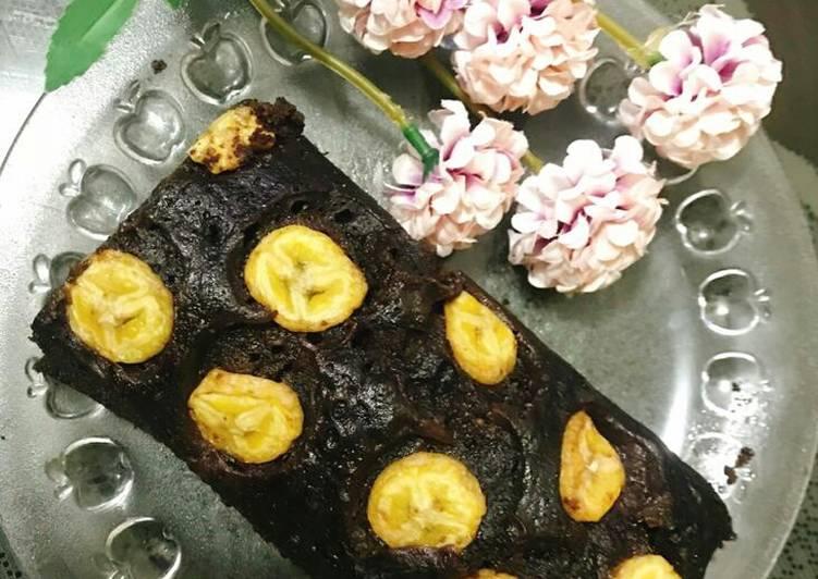 Resep Brownies Pisang Chocolatos