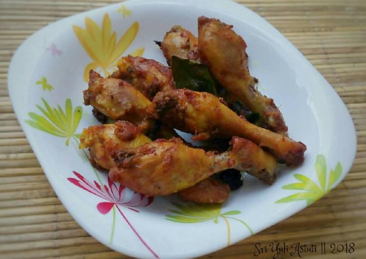 Resep Ayam Goreng Khas Aceh