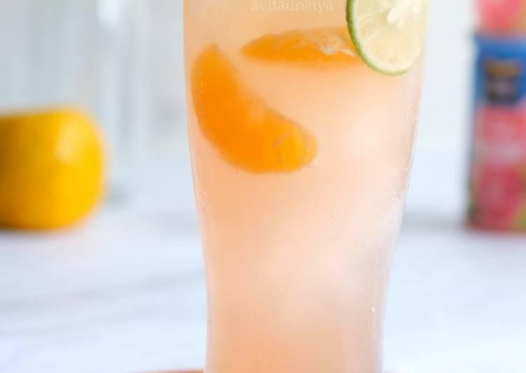 Resep Guava Orange Punch