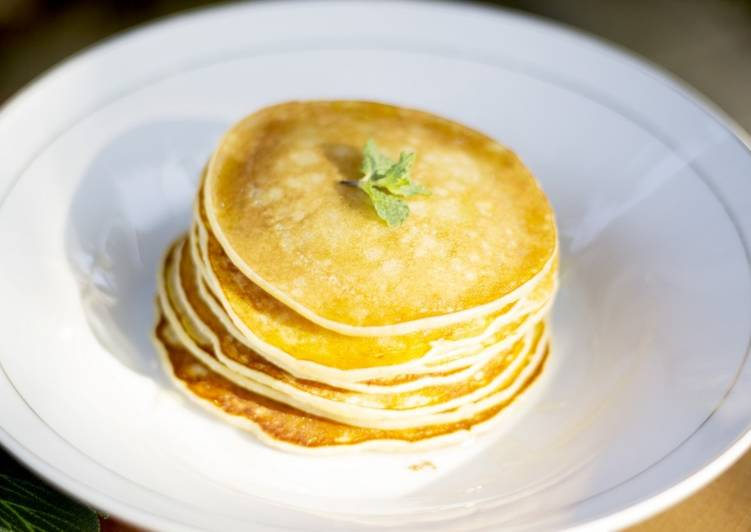 Resep Banana Pancake