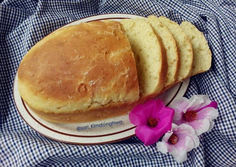 Resep Roti Tawar #beranibaking
