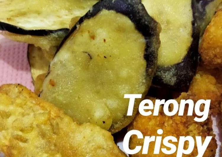 Resep 11.Terong Crispy