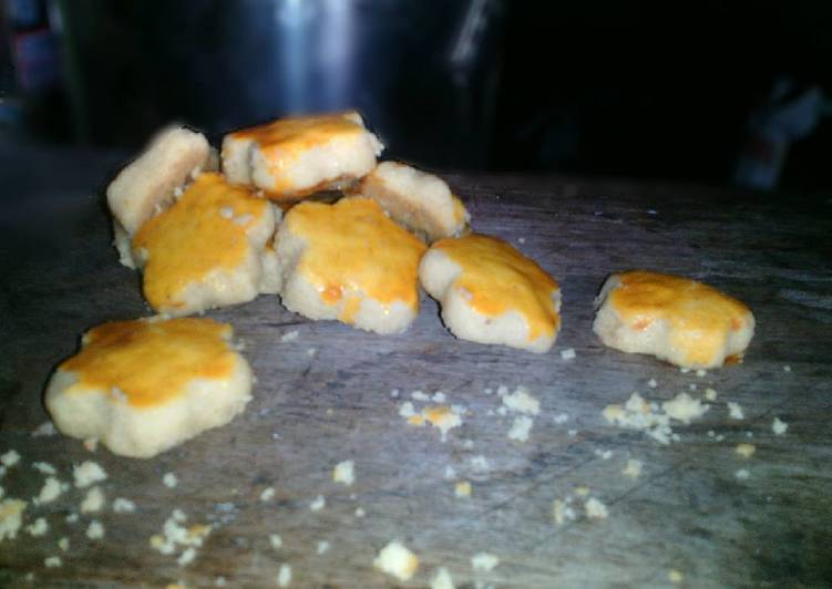 Resep Kue Kacang Empuk Lumer No BP Anti Gagal