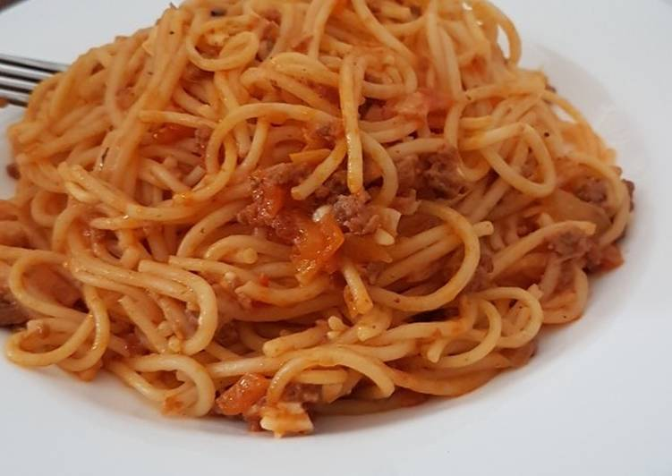 Resep Saus Bolognese Extra Daging Simpel