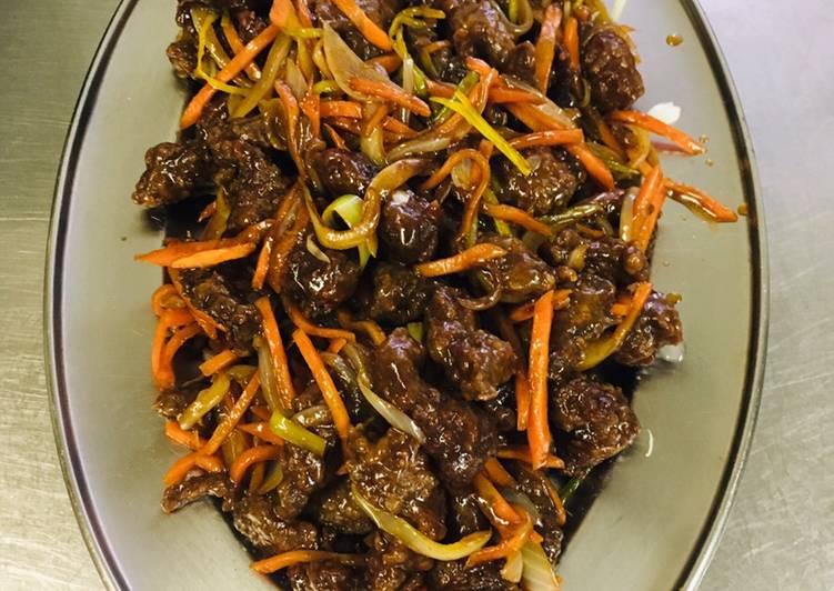 Resep Beef Teriyaki ala Chef Turnip