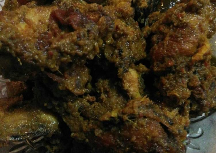 Resep Ayam ala Bumbu Madura