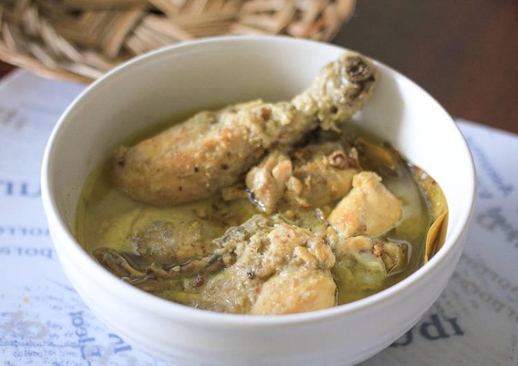 Resep Opor Ayam Lebaran Spesial
