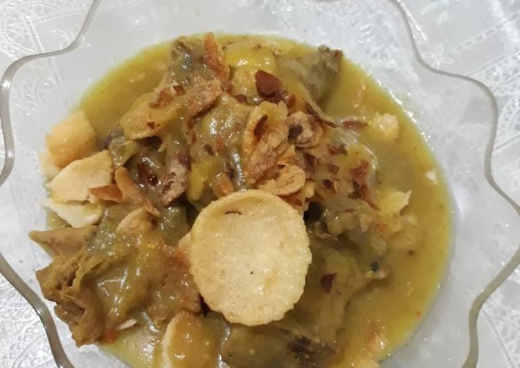 Resep Ayam Saus Sate Padang