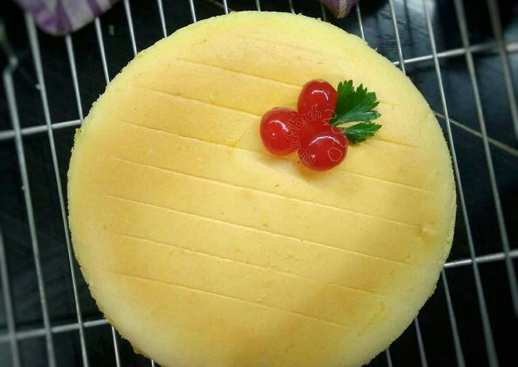 Resep Cheddar Cheese Cake