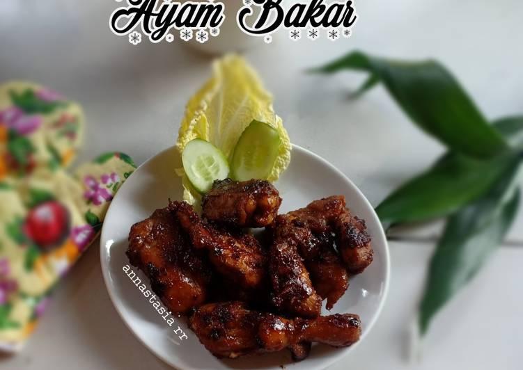 Resep Ayam Bakar Teflon