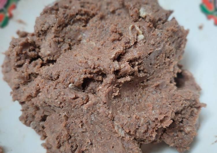 Resep Isian Cokelat untuk Bakpao / Bakpia / Roti / Mochi