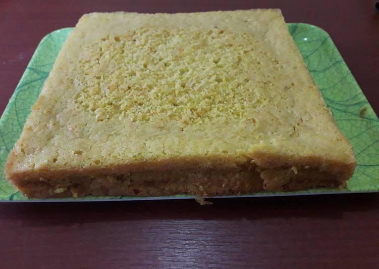 Resep Cake Wortel