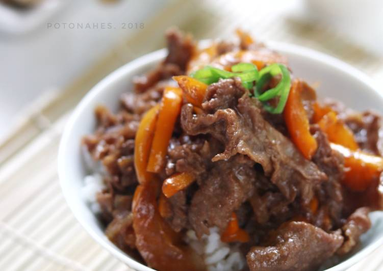 Resep Beef Teriyaki #seninsemangat