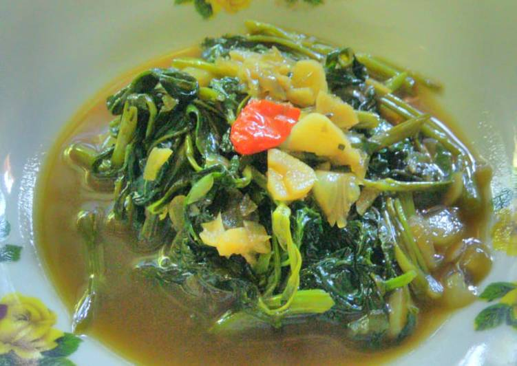 Resep Tumis bayam+kangkung (15)
