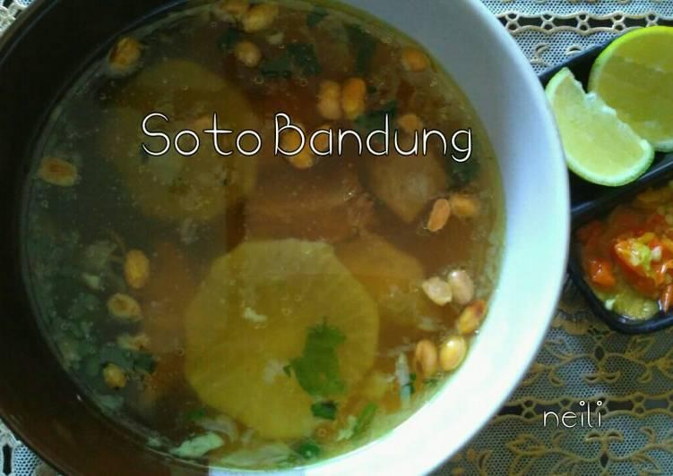 Resep Soto Bandung