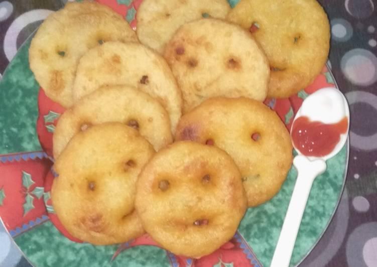 Resep Potato smile