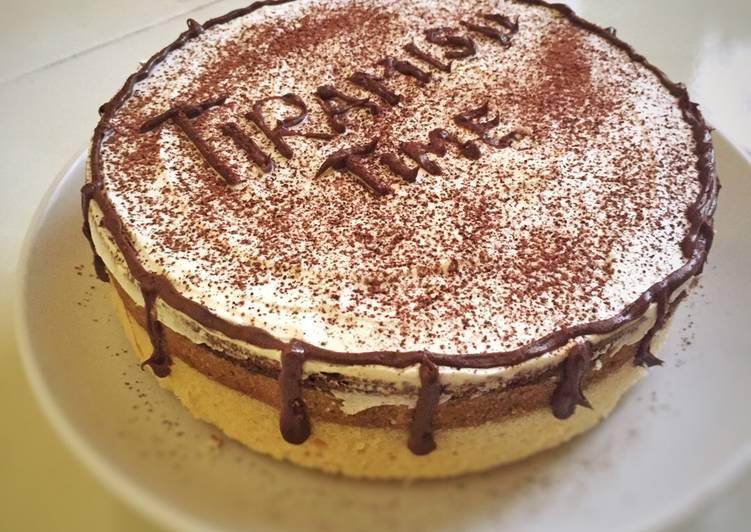 Resep Bolu Tiramisu kukus #fridajoincoffee