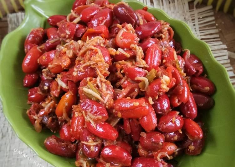Resep Tumis kulit melinjo pedas #rabubaru