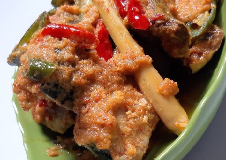 Resep Ikan tongkol masak kuning
