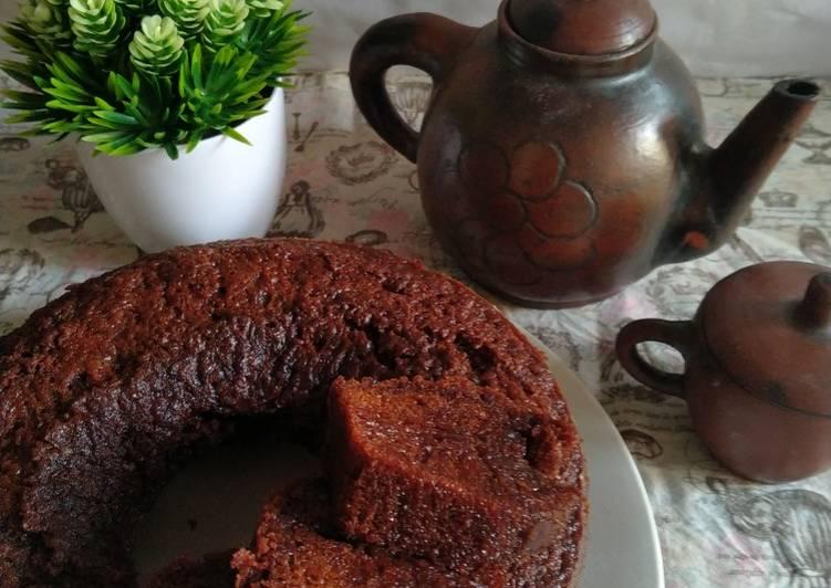 Resep Cake Sarang semut 2
