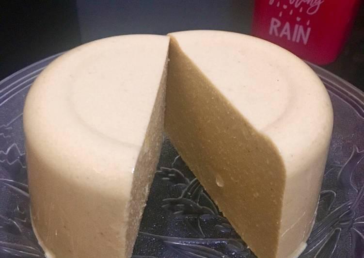 Resep Homemade Vegan Cheese