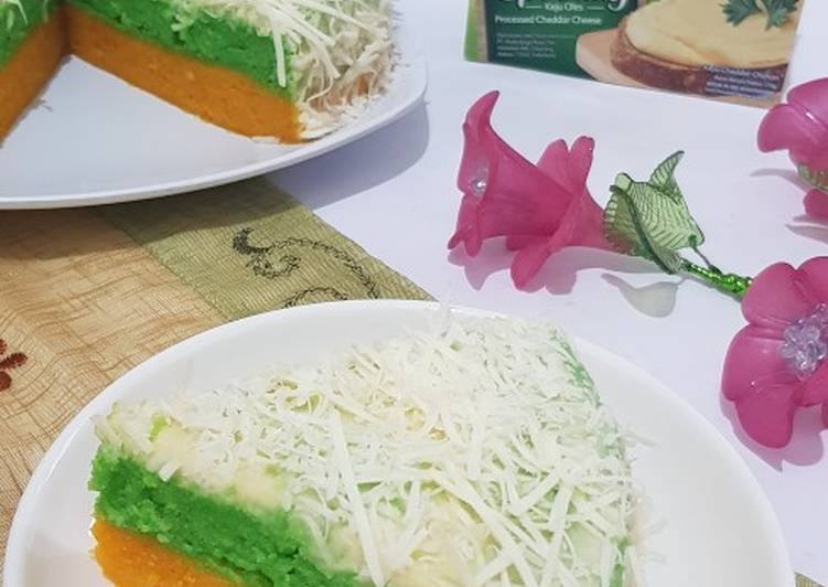 Resep Bolu Lapis Singkong
