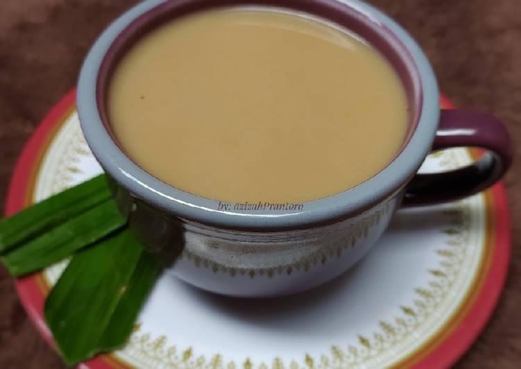 Resep Wedang bajigur