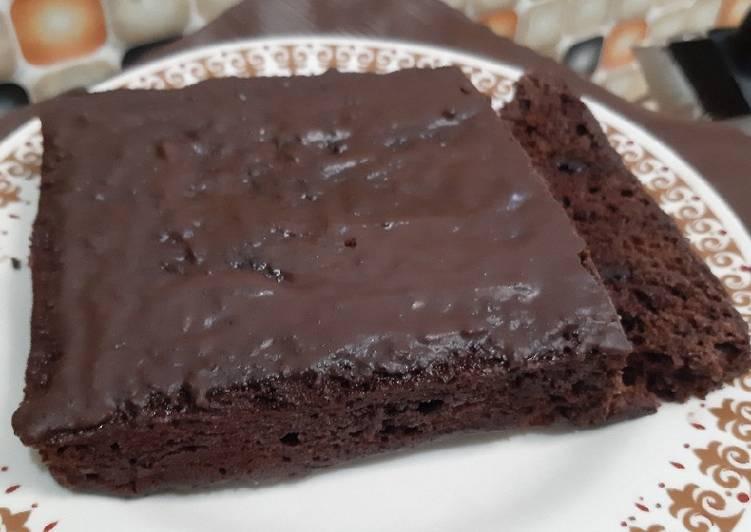 Resep Brownies Nutricake