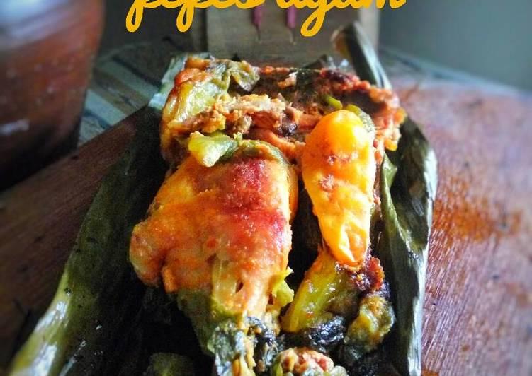 Resep Pepes ayam #ketopad
