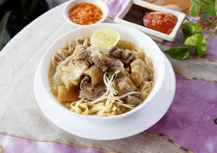 Resep Mie Kocok Bandung