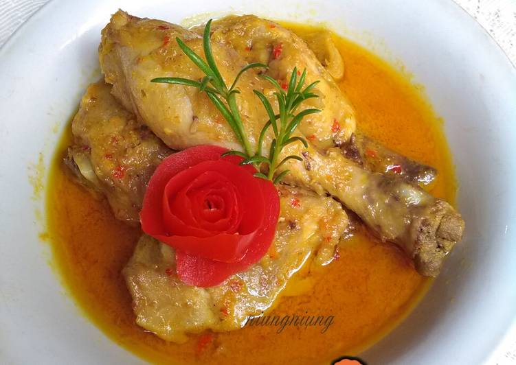 Resep Ayam Gulai