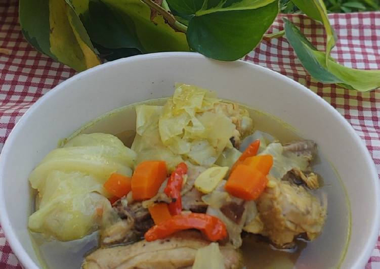 Resep Asem Asem Ayam