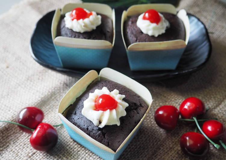 Resep Muffin Coklat