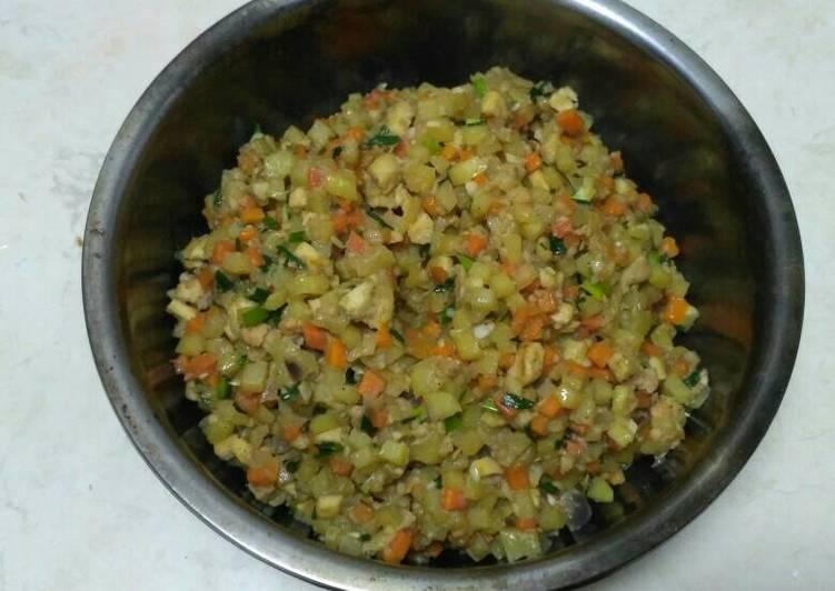 Resep Rogut Ayam Udang
