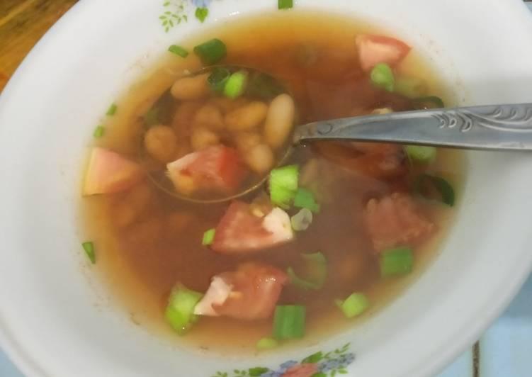 Resep Sayur Asem Kacang Merah