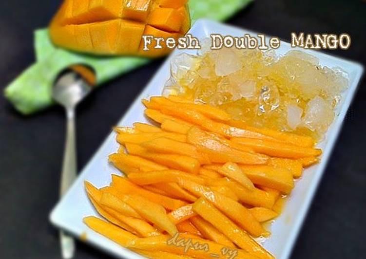 Resep Fresh Double MANGO