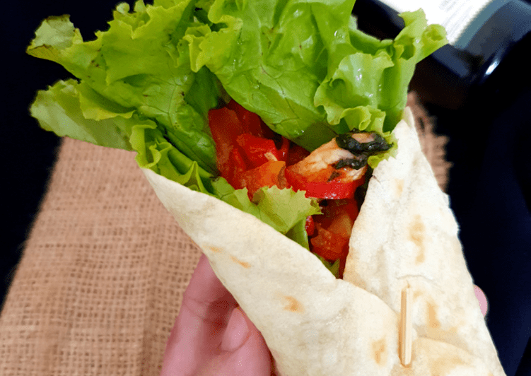 Resep Tortilla Homemade with Olivoil