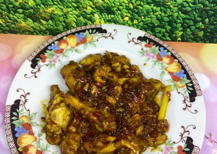 Resep Ayam Palekko khas Sulawesi