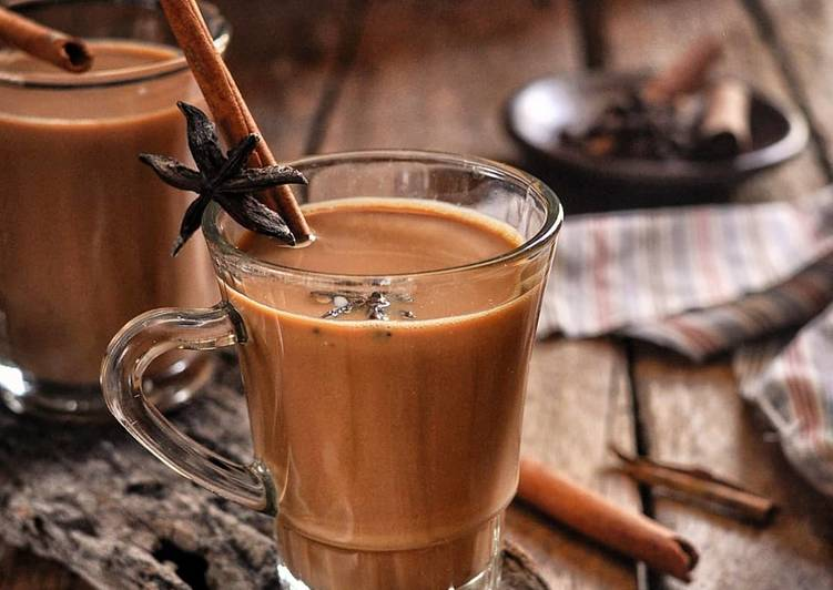 Resep Chai tea