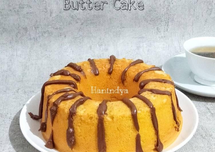 Resep Almond Butter Cake